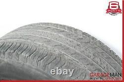 02-05 Mercedes W163 ML500 Complete Wheel Tire Rim Set 8.5Jx17H2 ET52 OEM