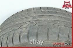 03-08 Mercedes R230 SL500 Brabus Monoblock VI Wheel Tire Rim Set of 4 Pc R18 OEM