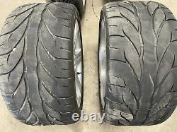 06 07 MERCEDES CLS500 CLS550 COMPLETE WHEEL RIM WithTIRE STAGGERED 18'' LOT492 OEM
