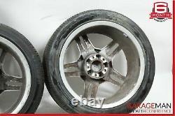 06-11 Mercedes W219 CLS500 CLS55 AMG 8.5 9.5 x18 18 Wheel Rim Rims Set of 4 OEM