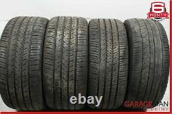 07-09 Mercedes W221 S600 CL600 Complete Wheel Tire Rim Set Staggered 9.5x8.5 R19