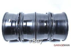 07-13 Mercedes W221 S550 Front & Rear Right & Left Wheel Rim Set 18x8JJ A128 OEM