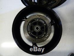 08 09 10 11 12 13 14 15 gsxr 1300 busa set of wheels rims rotors complete oem