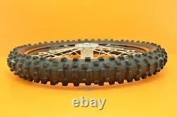 09-13 2010 YZ450F YZ 450F Front Rear Complete Wheels Set Wheel Rim Hub Tire