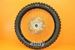 09-13 2010 YZ450F YZ 450F Front Rear Wheels Complete Set Hub Rim Tire Assembly A