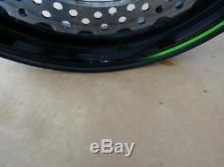 13 14 15 kawi zx6 zx6r wheels rims rotors abs complete set pair OEM