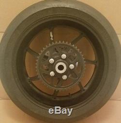 15-17 BMW S1000RR Rear Wheel Rim Complete HP