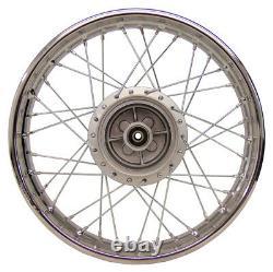 16 Complete Rear Rim Wheel Assembly For Yamaha 2002-Up TTR125 TTR125L TTR 125 L