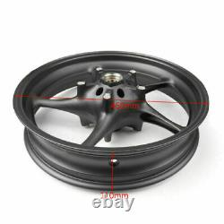 17 Complete Front Wheel Rim Fit for Yamaha YZF R1 R6 2003-2014 FZ1 2006-2009