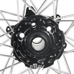 17 Supermoto Wheel complete Rims Hub for KTM 125 200 250 350 SXF SXS EXC SX-F