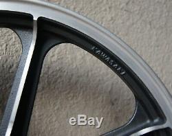 1978 Kawasaki z1r z1-r kz1000 kz 1000 complete Front Wheel Rim 18in 18x2.15