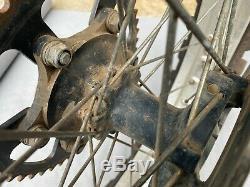 1993 2020 Honda XR650L XR 650L Rear Wheel Assembly Spokes Hub Rim Complete 18