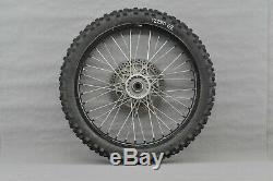 1999 2010 2002 Yamaha Yz250 Yz 250 Complete Front Rear Wheel Tire Rim Hub