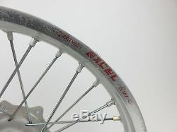 1999-2018 Yamaha YZ125 YZ250 YZ 450F 250F 426 WR Complete Rear Wheel Rim Hub