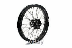 2.519/4.2517 Supermoto Motard Wheel Complete Rim Set For Suzuki Dr650se 98-18