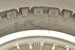 2000 2007 SUZUKI DRZ400 DRZ E DRZ400E Rear Wheel Tire Rim Hub Complete