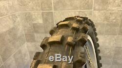 2001 2008 Yamaha Yz450f YZ250 Yz 450f 250 Complete Rear Wheel Tire Rim Hub