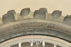 2001 2011 Yamaha YZ250 YZ 250 YZ450f 450f Rear Wheel Tire Rim Hub Complete