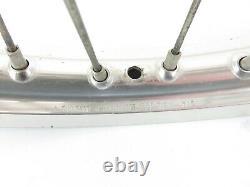 2002-2018 Yamaha WR450F WR250F 450F 250 WR Complete Front Wheel Rim Hub 21x1.60