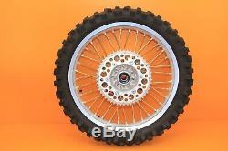 2003 02-08 YZ250 YZ450F Excel Front Rear Wheel Set Complete Hub Rim Spokes Rotor