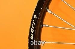 2003 03 KX250 KX 250 Front Rear Wheels Complete Wheel Set Hub Rim Assembly A