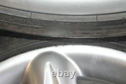 2004 Mercedes Sl500 R230 Roadster #179 18 Wheels Rims Tires Complete Set