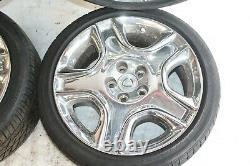 2006 Lexus Sc430 Z40 Convertible #178 Chrome 18 Wheels Rims Tires Complete Set