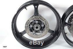 2006 Suzuki GSXR750 GSXR 600 750 OEM Complete Rear Wheel Rim Rotor & Hub