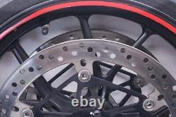 2007 08 09 Ducati 1098s 1098 1198 848 Complete Front Wheel Rim Brake Rotors D14