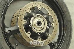 2007 2011 Suzuki DL650 Dl 650 V-strom Complete Front Wheel Tire Rim Hub Rotor