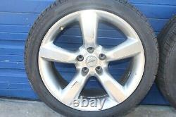 2007 Nissan 350z Z33 Roadster #173 Touring 18 Wheels Rims Tires Complete Set