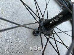 201-3/8 Bombshell Bmx Wheelset Bombshell Hubs And Rims Bombshell Complete Wheels