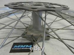 2011 Suzuki Rmz450 RMZ 450 Genuine COMPLETE EXCEL Rear Wheel Hub Rim 19x2.15 SET