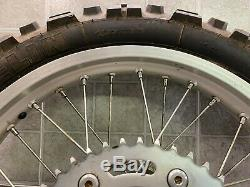 2013 2018 Honda CRF250L CRF 250L CRF250 Complete Rear Wheel Tire Rim Hub Axle