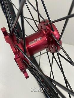 2014-2021 Honda Motocross Wheels Rims Black Red Complete 18/21 CRF250 CRF450 CRF