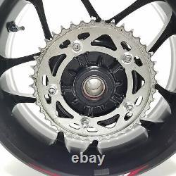 2015 15 16 17 18 19 Yzf R1 Yzfr1 Complete Oem Rear Wheel Back Rim Rotor Hub