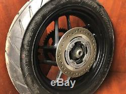 2018-2019 Triumph Tiger 800 XRX LOW Complete Set Of Wheels Rims Brake Discs