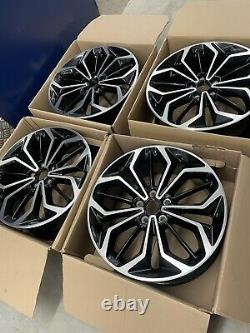 2018 Ford Focus Mk4 ST Complete Set of 18 Alloy Wheels 5x108 63.4 8Jx18 H2