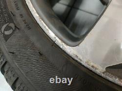 2020 Peugeot 308 Mk2 Complete Set of 17 Diamond Cut Alloy Wheels (No Tyres)