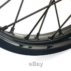 21 19 Complete Wheel Rim Hub CRF 250 R X 2014-2019 CRF 450 R X 13-19 CRF450RX