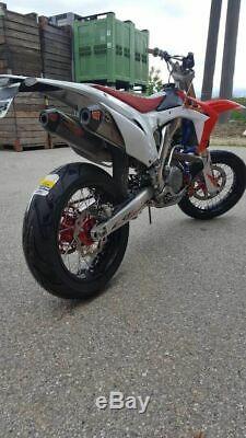 3.5 4.25 17'' Complete Wheel Rim Hub CRF 250 450 R X CRF450RX 17 18 19 Supermoto