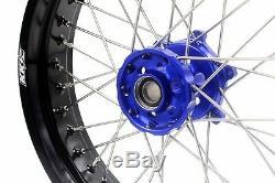 3.517 / 4.2517 For Yamaha Wr250x 08-19 Supermoto Motard Complete Wheel Rims