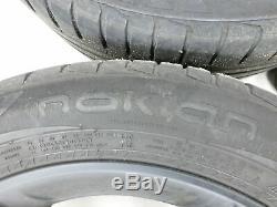 4x complete wheels Aluminum rim summer tires 265/50R20 5X127 5.2-5.6mm Jeep Gran