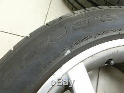 4x complete wheels Aluminum rim summer tires 285/45R19 5X120 BMW E53 X5 01-03