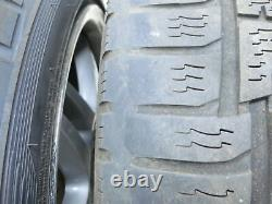 4x complete wheels Aluminum rim winter tires 285-255/30-35R20 5X112 5.1-8 W221 S