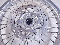 -89-71811 RM-Z250/Z450 RMZ 250/450 Suzuki Billet Complete 18 Rear Wheel Rim Hub