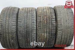 90-02 Mercedes R129 SL500 Complete Wheel Tire Rim Set of 4 Aftermarket Advanti