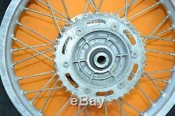 90-95 1994 DR250SE DR 250 Complete Wheel Set Front Rear Rim Hub Dual Sport Tires