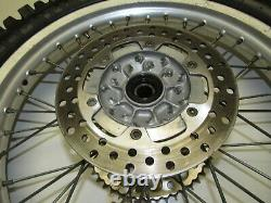 93 94 95 96 97 98 Yamaha Yz 250 Yz 125 Rear Wheel Oem Rear Rim Complete 19x2.15