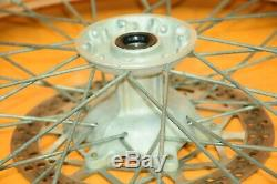 96-01 1999 YZ250 YZ 250 Front Rear Wheel Complete Set Rim Hub Spokes Tire